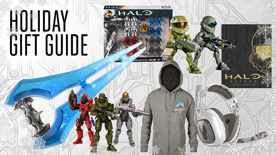 Holiday Gift Guide | Halo Gear Update | Halo - Official Site