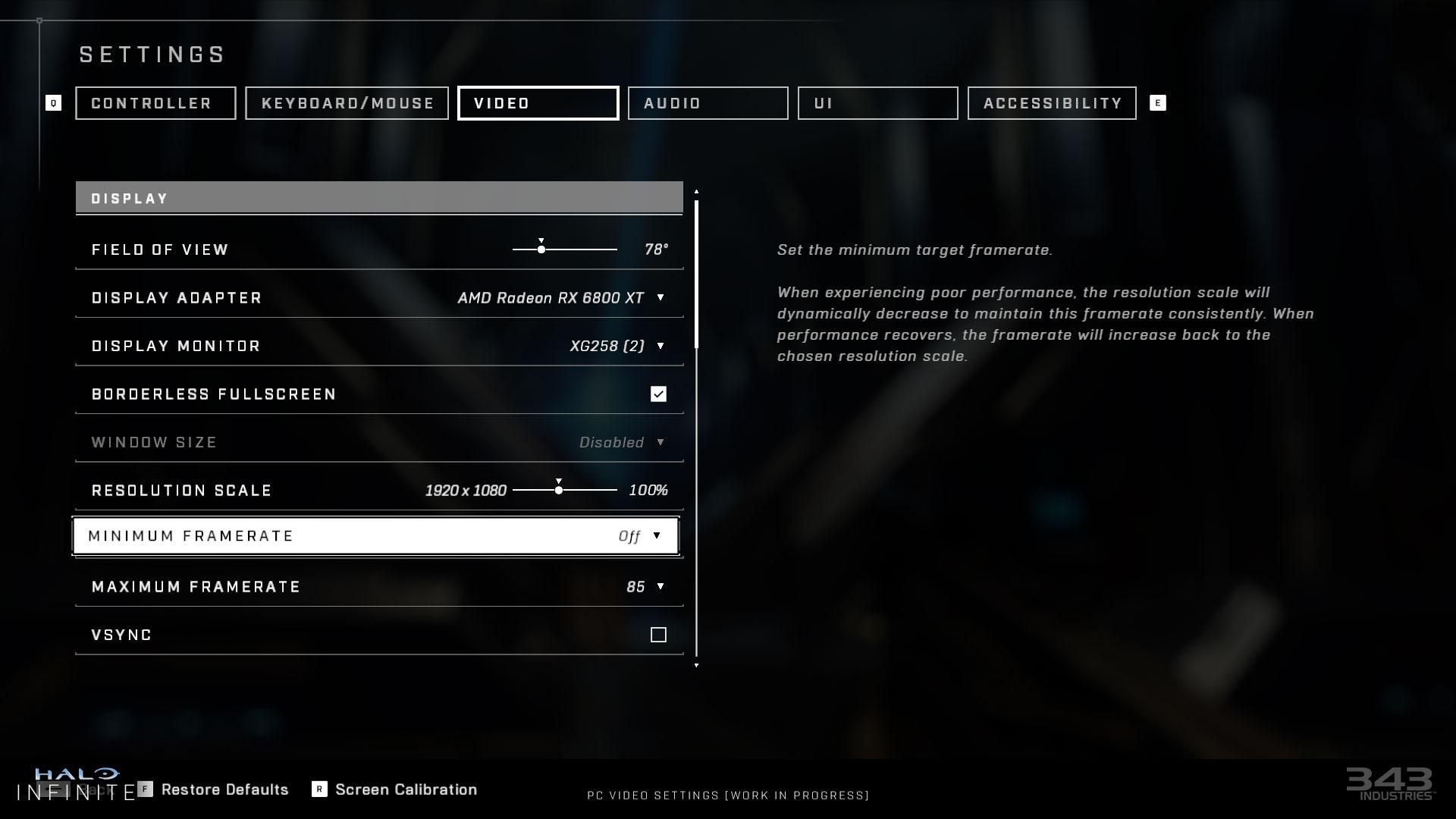 Desde 343 Industries señalan que hay planes ambiciosos para Halo Infinite para este verano