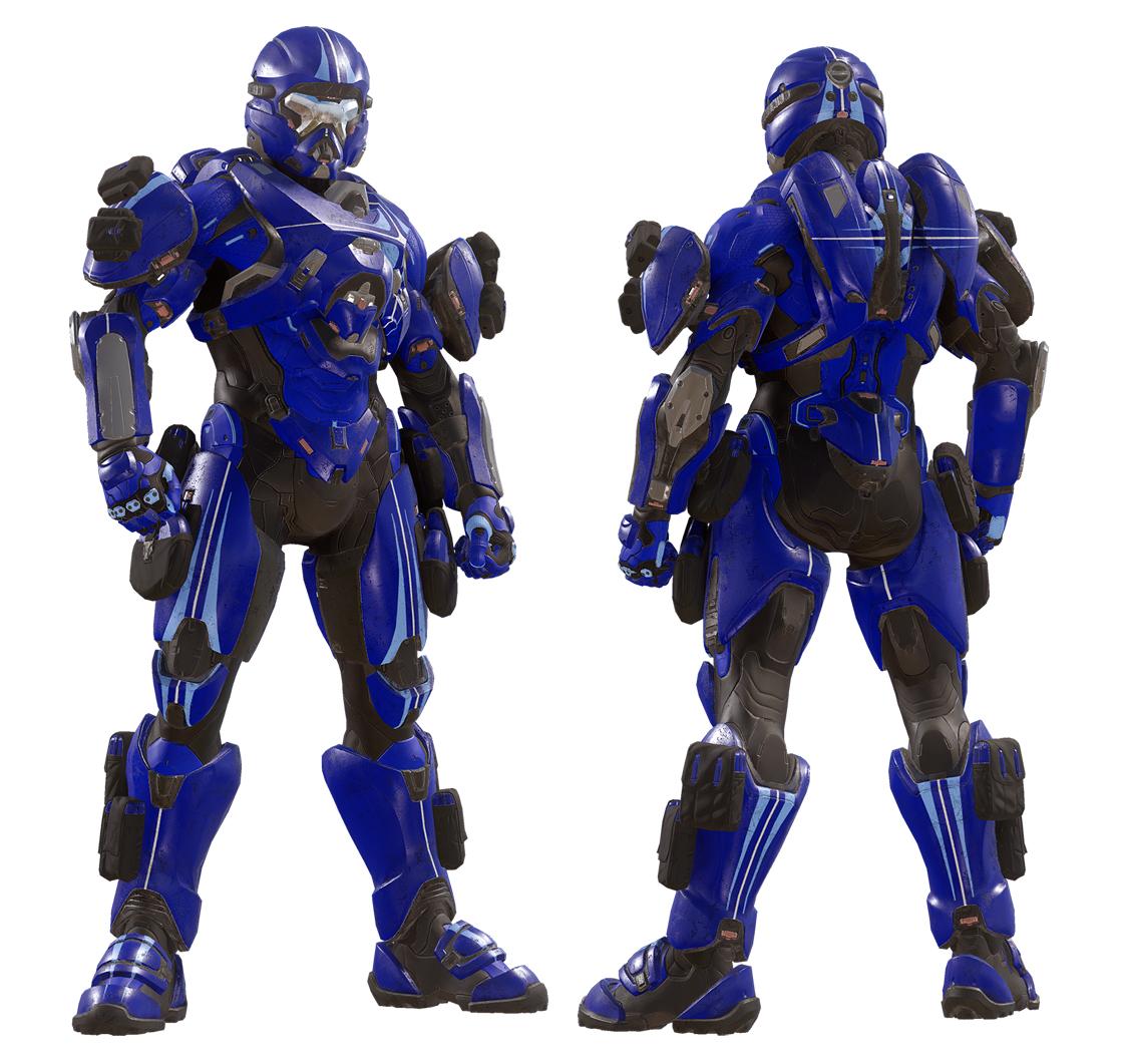 Interceptor Rictus Armor