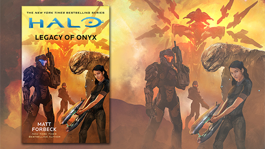 Halo: Legacy of Onyx Now Available