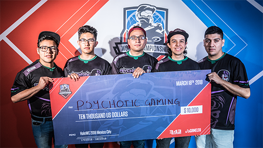 HaloWC 2018 Mexico City Finals Recap