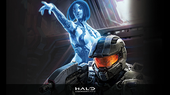 New Halo Crate Theme Revealed