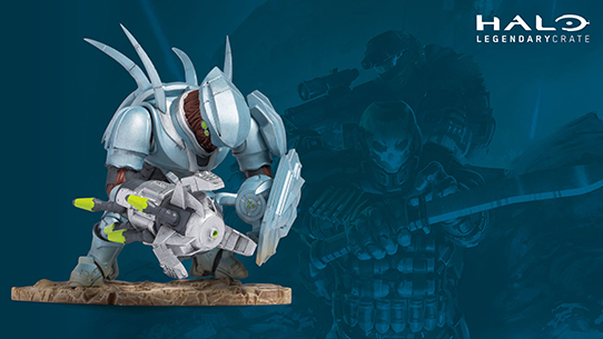 Halo Crate #6 Figure Revealed