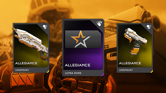 HCS Team Allegiance REQ Pack <br> Available Now