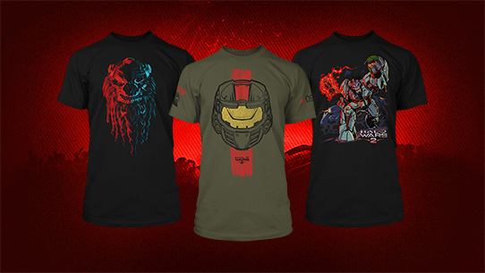 Official Halo Wars 2 Gear Available!