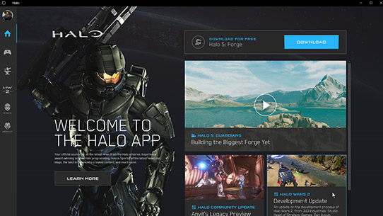 Halo Windows App Sunsetting - 8/16/2019