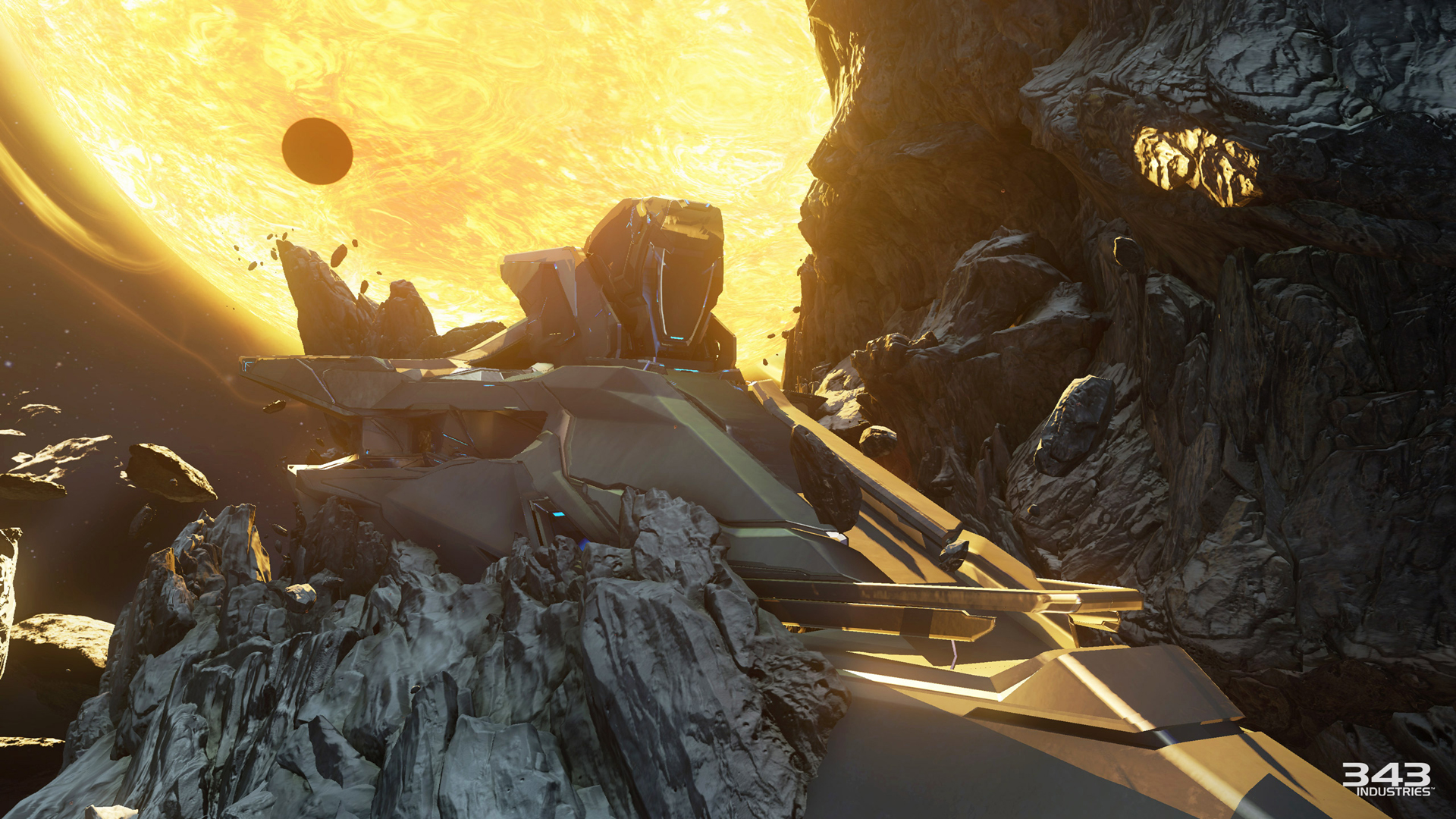 Ghosts of Meridian | Games | Halo - Official Site on