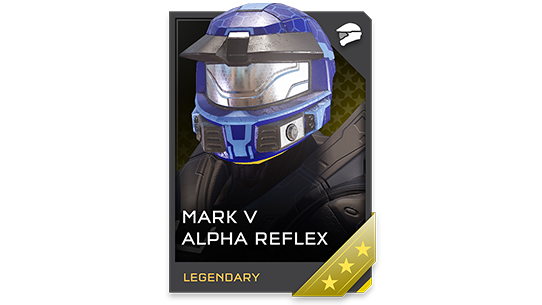 Mark V Alpha Reflex - Legendary Mythic