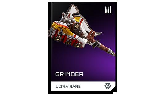 Grinder - Ultra Rare