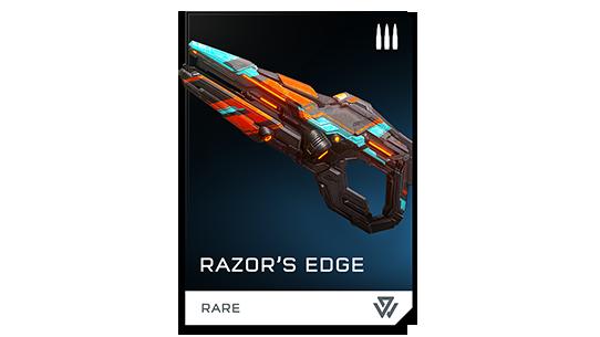 Razor's Edge - Rare