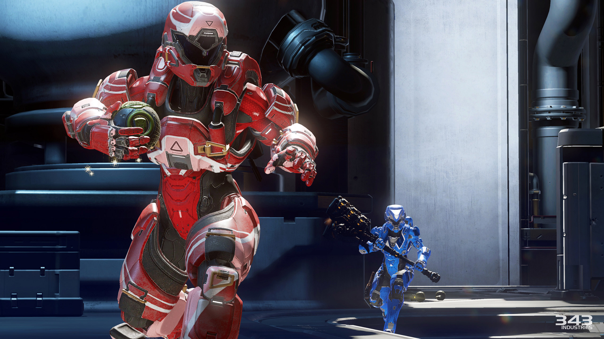 Hammer Storm | Games | Halo - Official Site