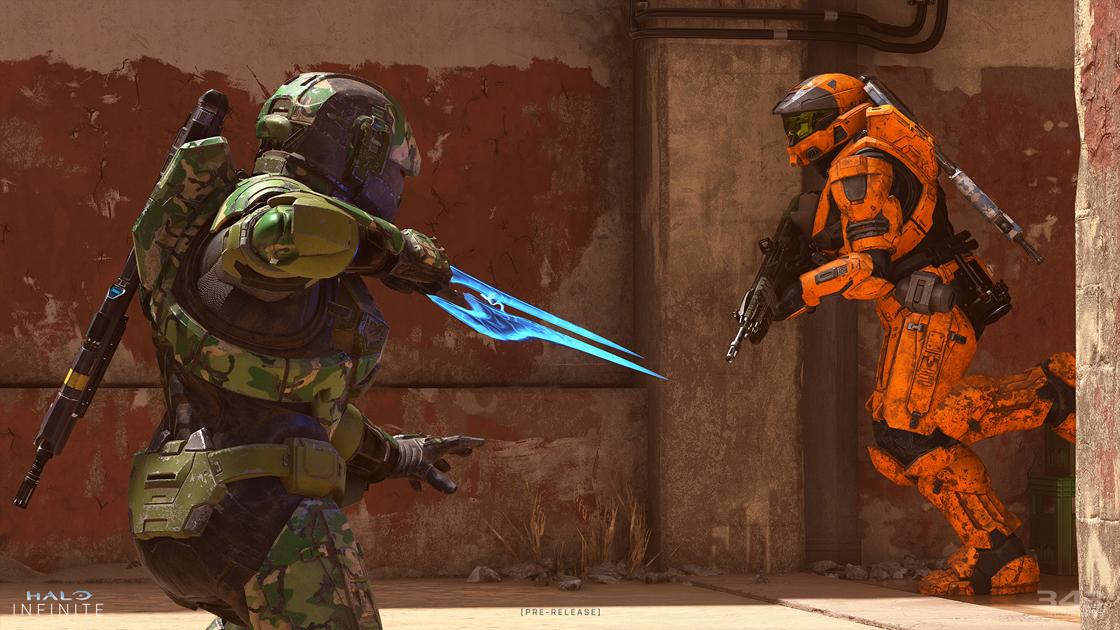 Modos de enfrentamiento clásicos regresan a Halo Infinite