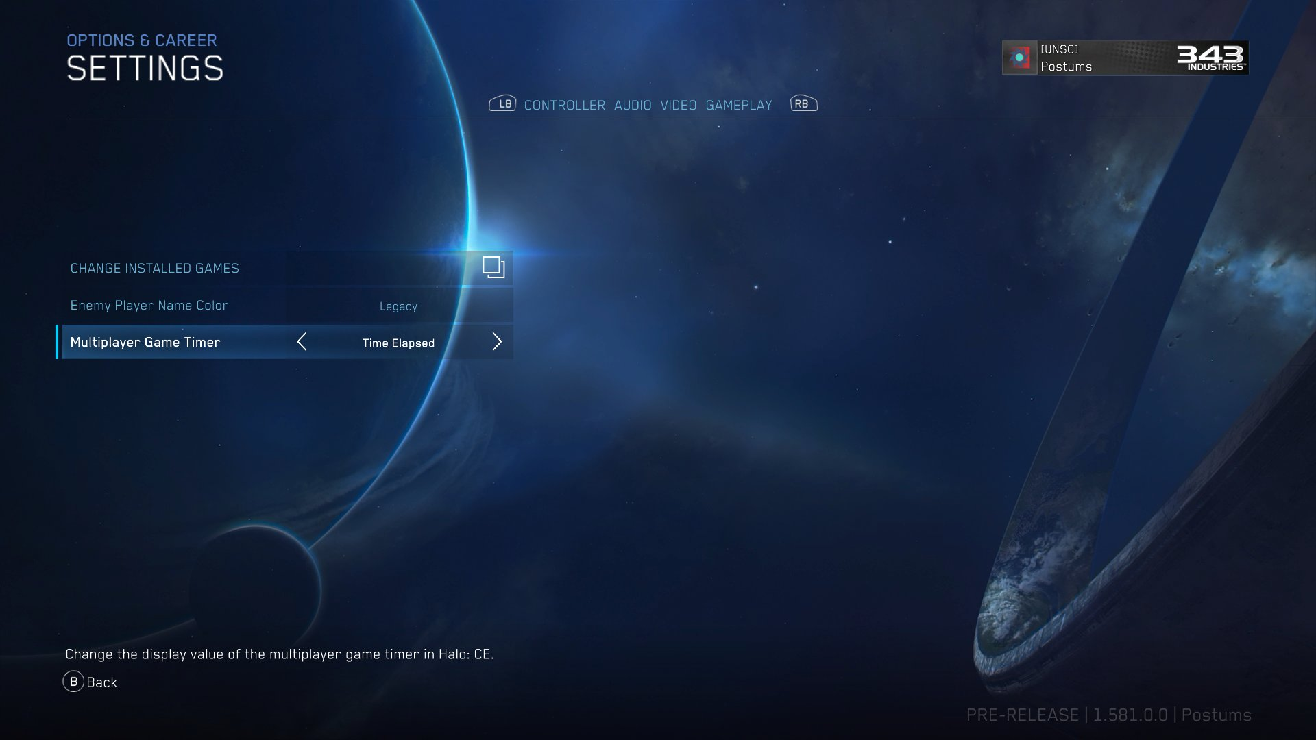 MCC November Update | Halo: The Master Chief Collection