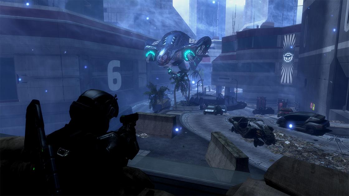 Los Convenant son los principales antagonistas de la saga Halo