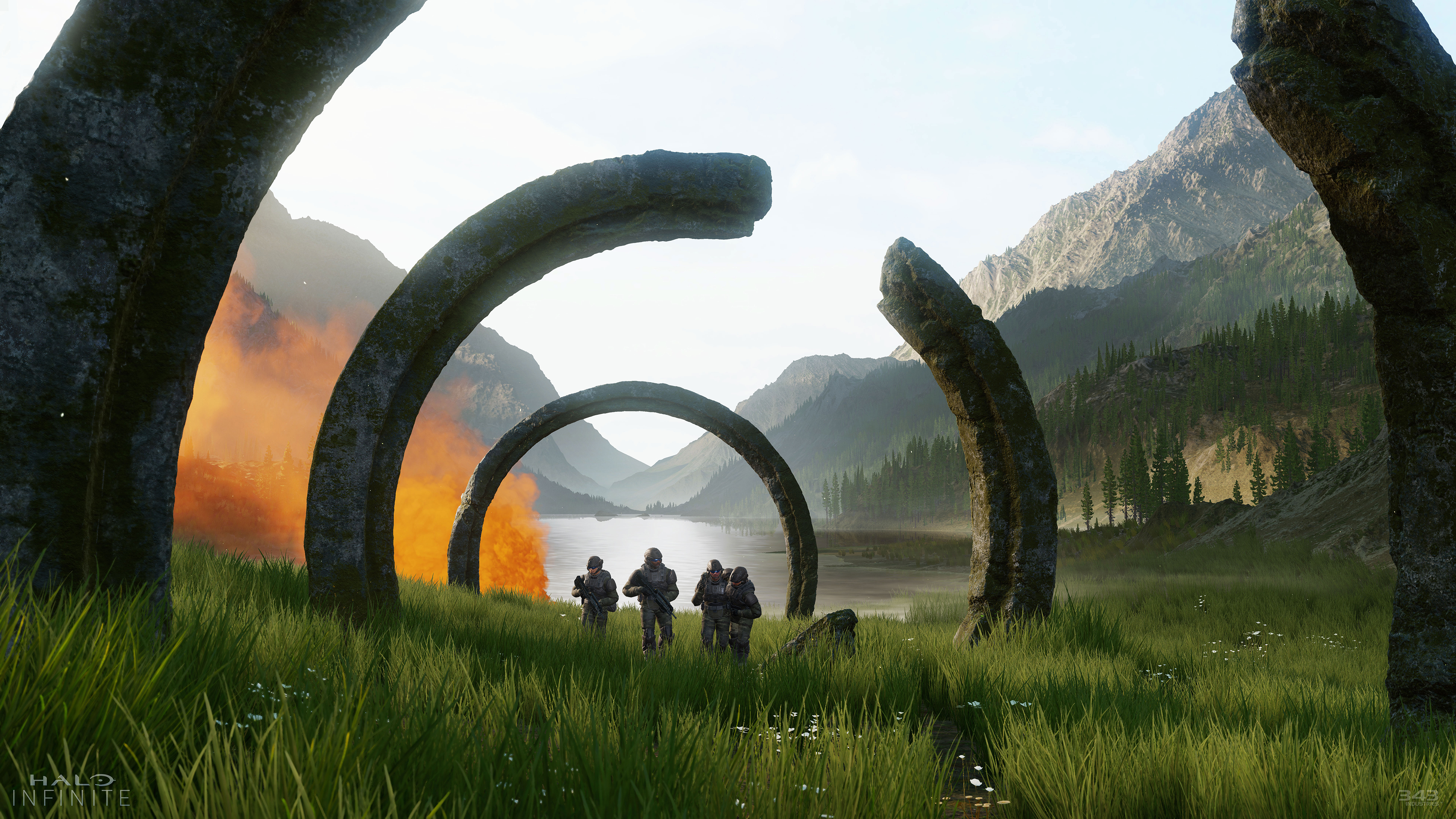 Halo Infinite Screenshots Gifs Banners Halo Infinite