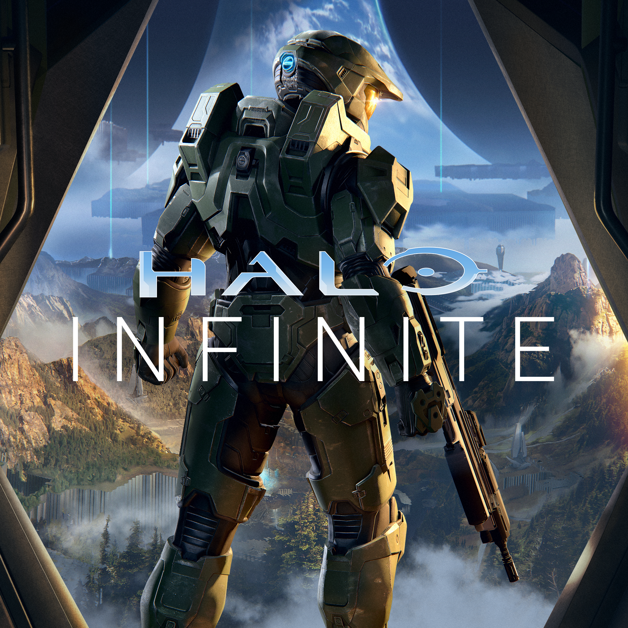 343 Provides Access To Halo Infinite Wallpapers