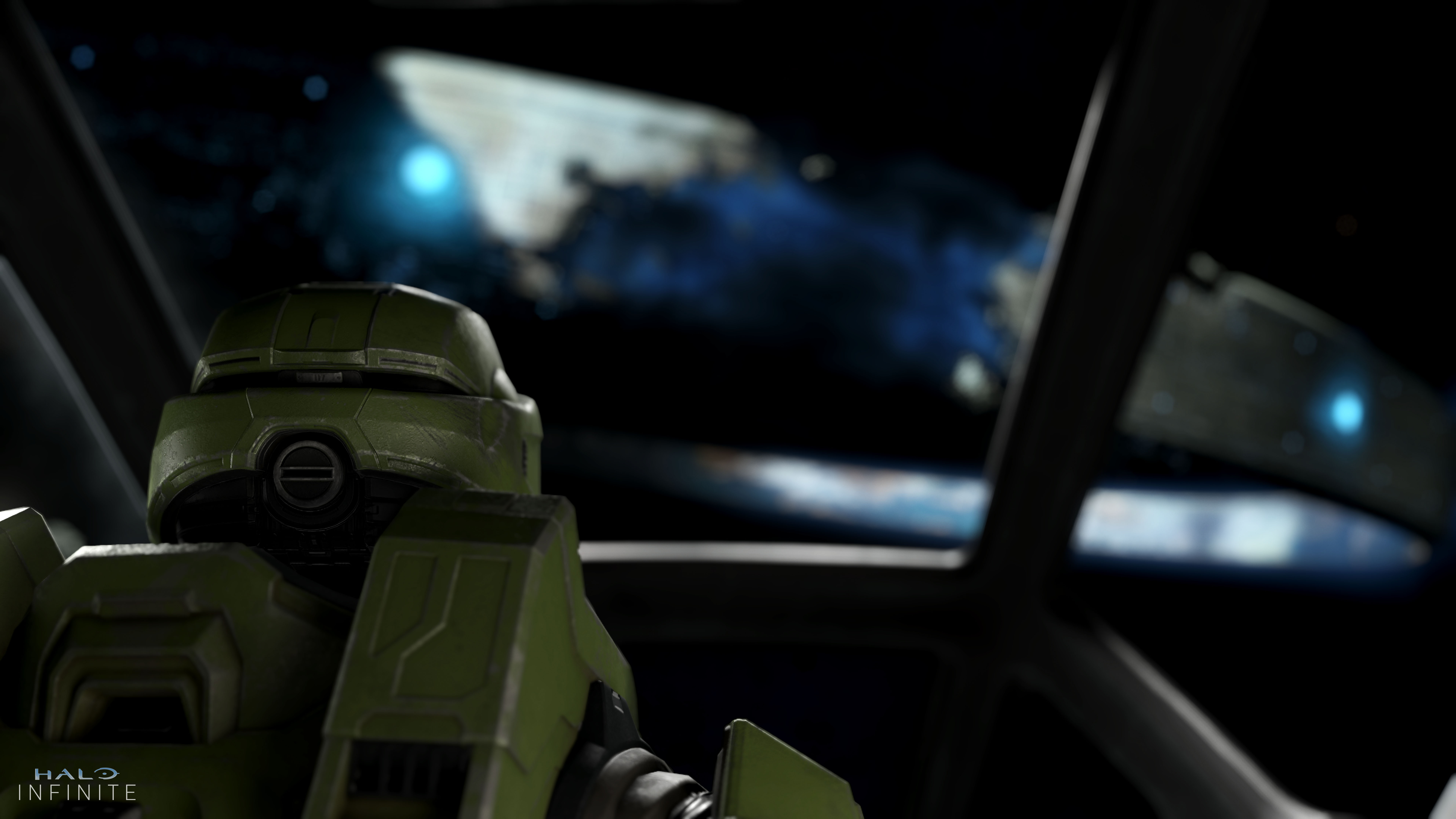 343 Provides Access To Halo Infinite Wallpapers Screenshots