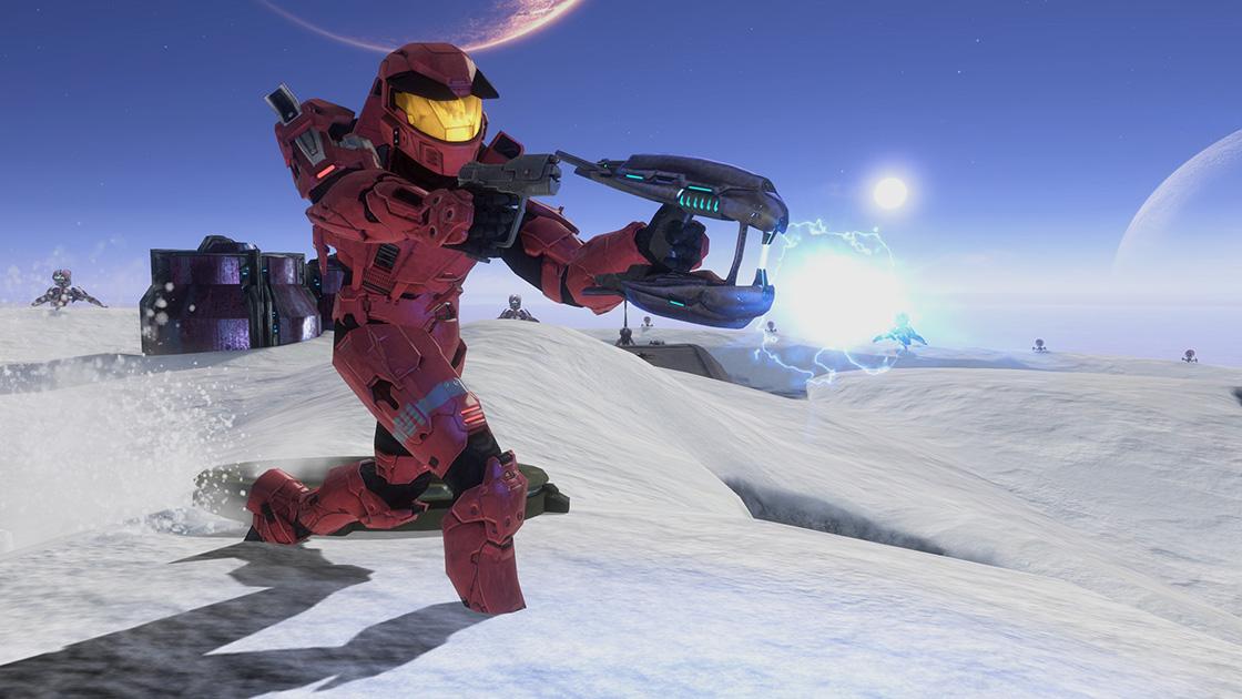Descritos los contenidos de la primera fase beta de Halo 3 en PC 2