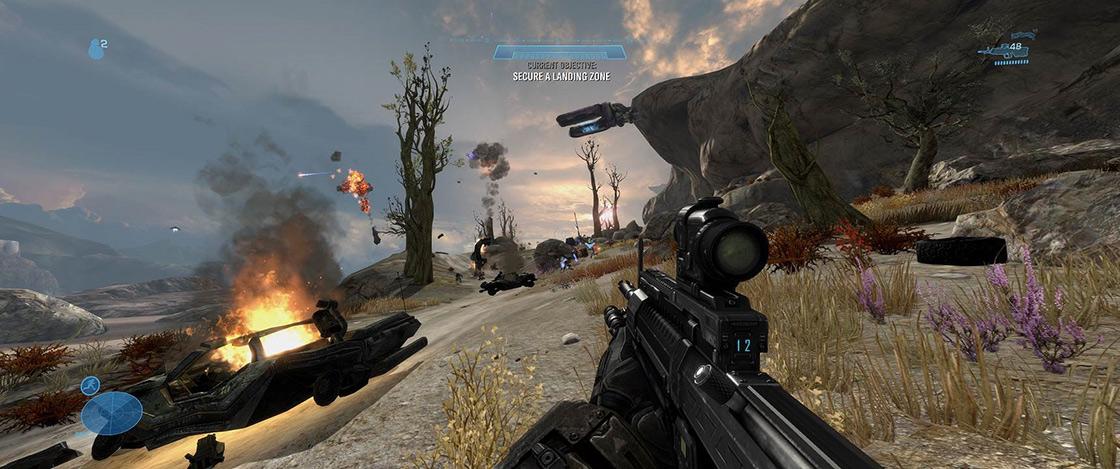 El lanzamiento de Halo 2: Anniversary en PC no está lejos 1