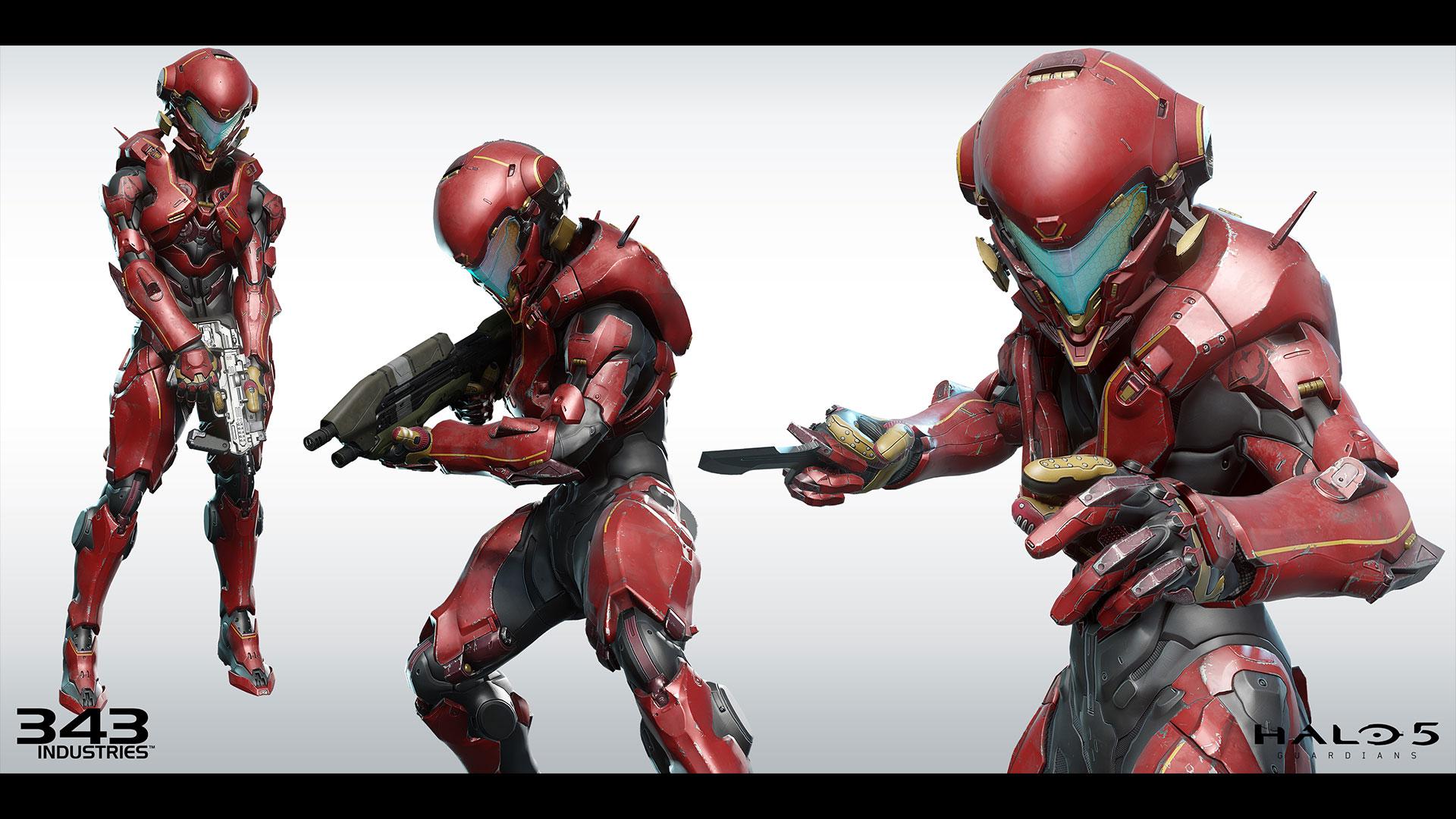 Halo 5 Art Showcase Halo 5 Guardians Halo Official Site
