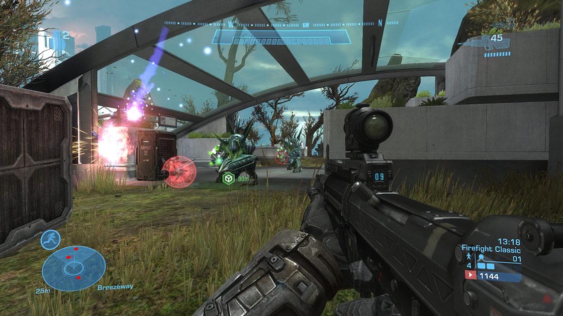 MCC Development Update - June 2019   Halo: The Master Chief
