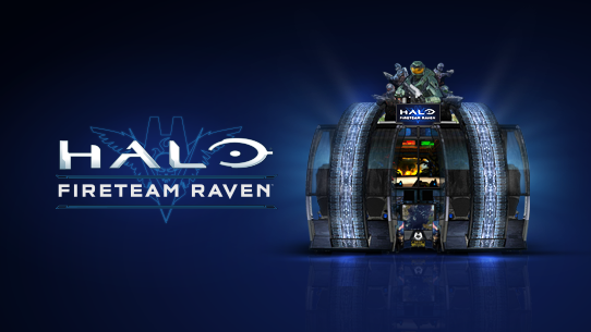 First Look - Halo: Fireteam Raven Arcade Experience