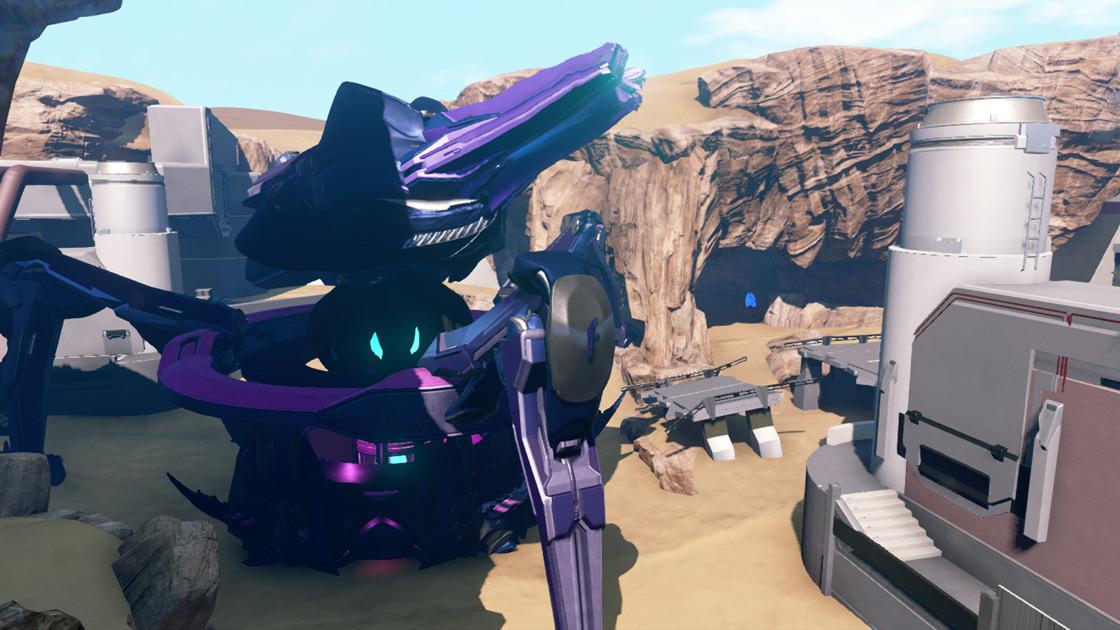Mapa Halo 5