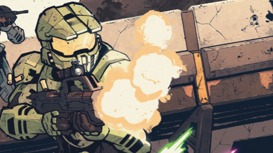 Halo Collateral Damage: A Master Chief Story