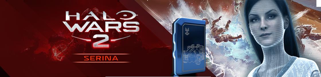 Serina Rises & Spearbreaker Drops | Halo Wars 2 | Halo