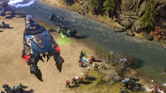 Halo Wars 2 Development Update