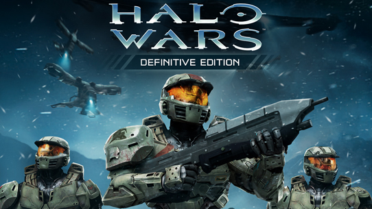 Halo Wars: Definitive Edition - Now Available!