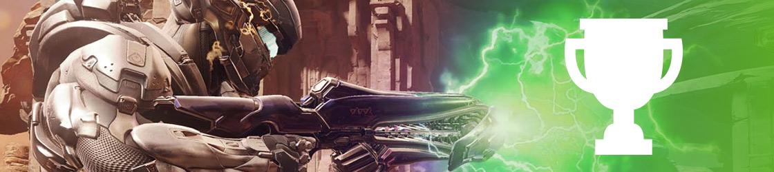 Achievements Revealed | Halo 5: Guardians | Halo - Official Site