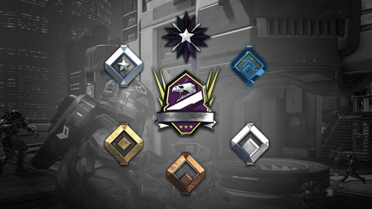 Halo matchmaking ranks