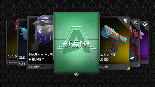 Arena REQ Bundle