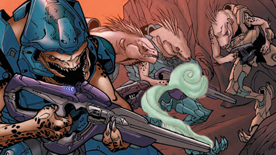 Halo: Escalation # 11 Available Now