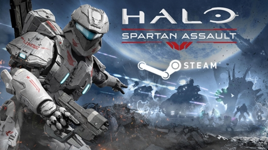 Halo: Spartan Assault is now available on Steam!