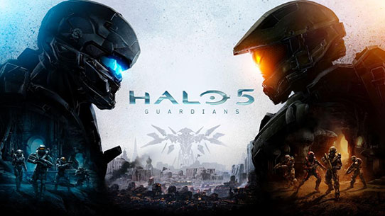 The Halo 5 Journey