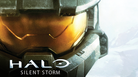Prepare for Halo: Silent Storm with the Voice of John-117