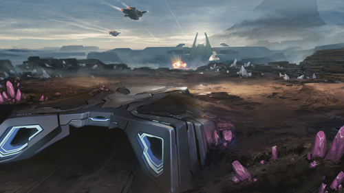 e3fc8c2081 The September update for Halo Wars 2 includes two new multiplayer maps -