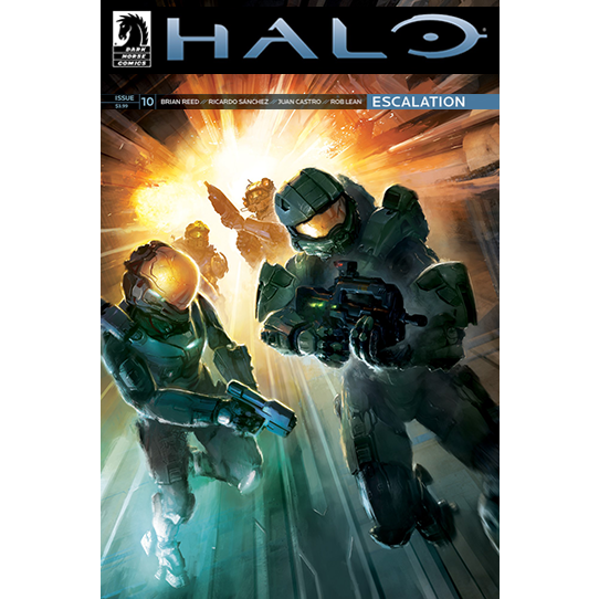 Halo: Escalation 10