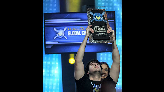 Congrats to Ace, the Halo 4 Global Champion