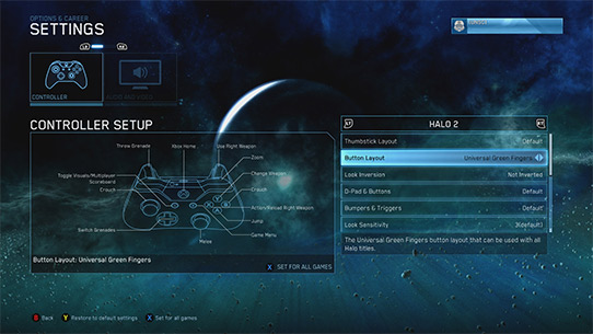 halo 4 matchmaking settings