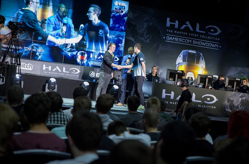 halo gamescom