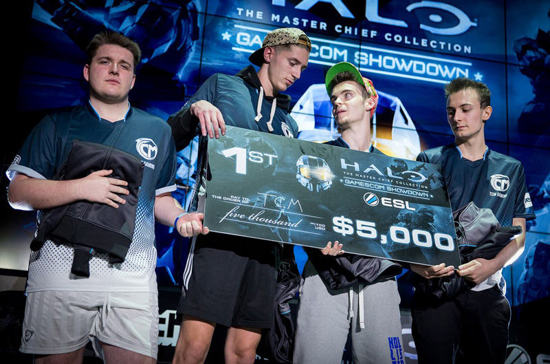 halo gamescom winners