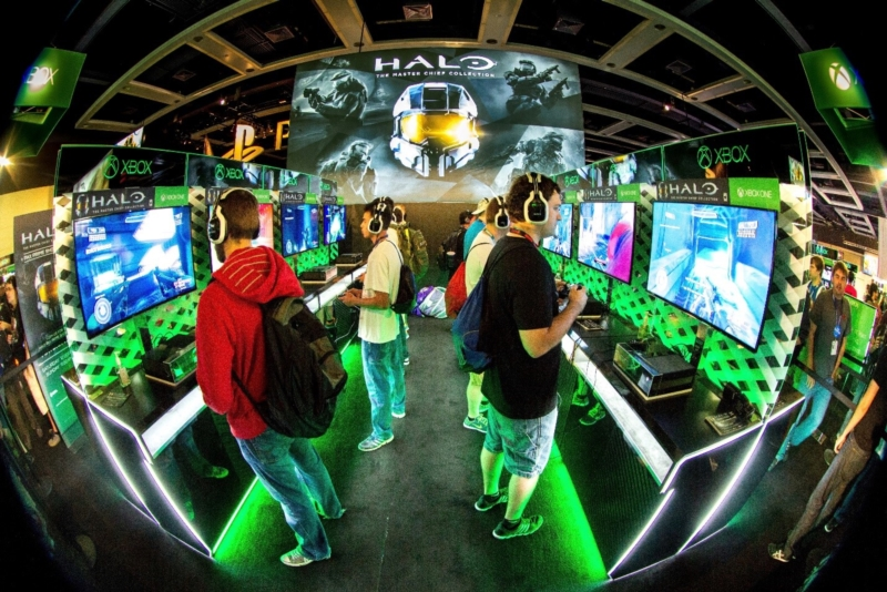 Halo Pax Prime Booth 2014