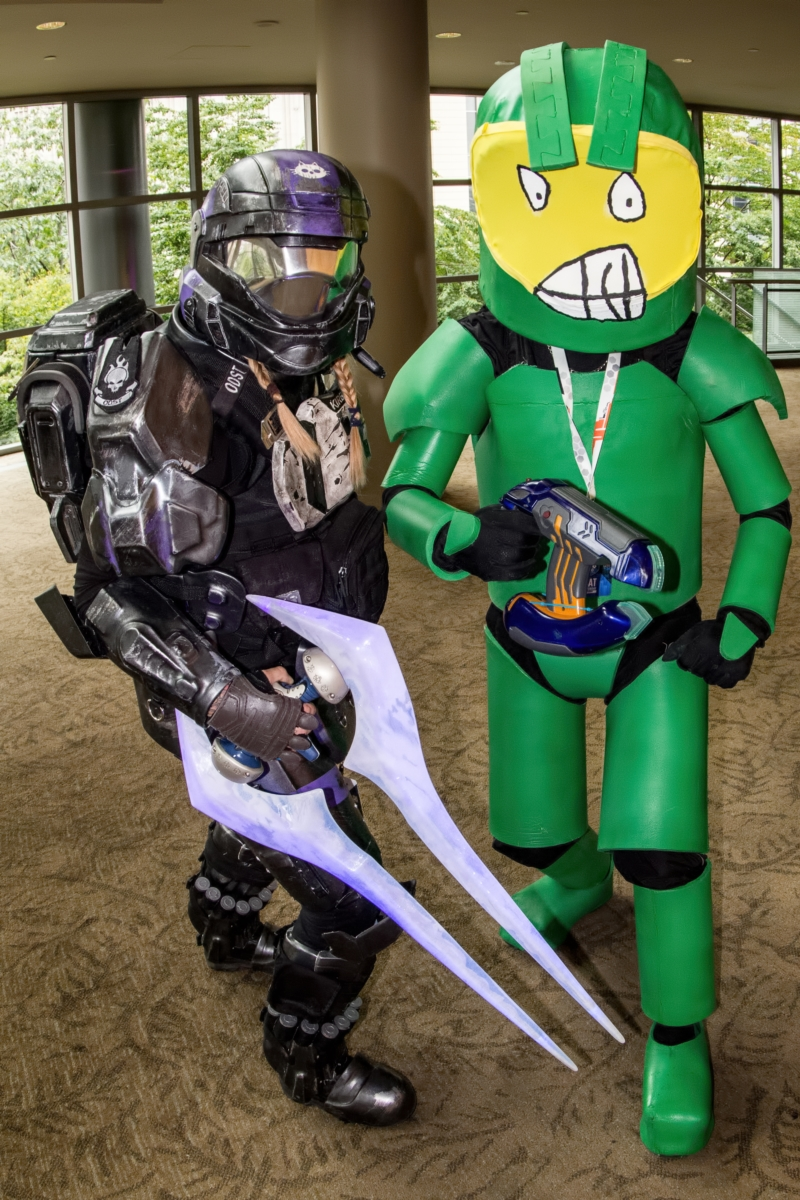 Halo PAX Prime Cosplay