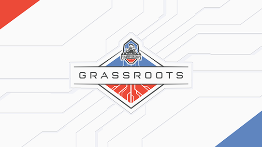 Grassroots Community Tournament Organizer Update