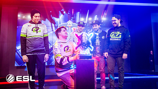 Congratulations to OpTic Gaming!