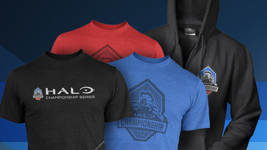 New Halo Championship Series gear now available!