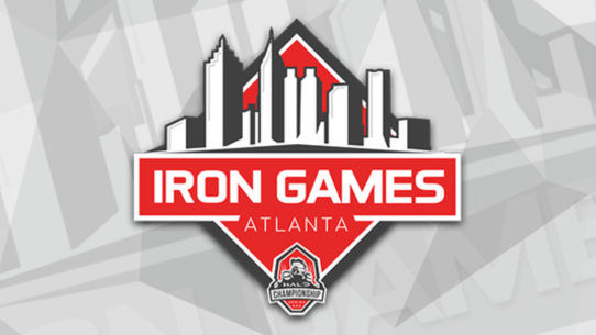 Iron Games HCS Atlanta is this weekend!